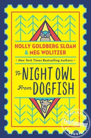 Meg Wolitzer children's book - The Night Owl From Dogfish